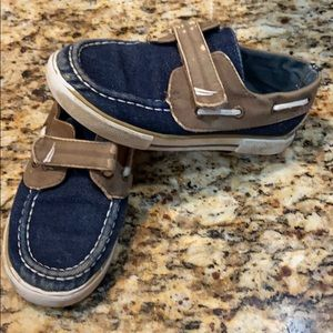 Boys Nautica loafers
